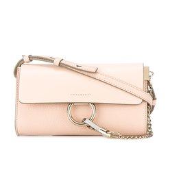 pink 'faye' wallet bag