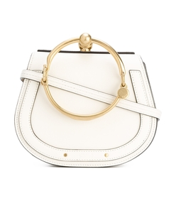 white nile bracelet bag