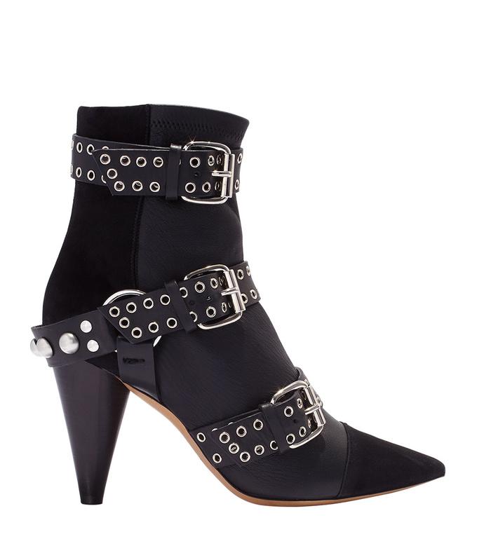 black 'lysett' boot