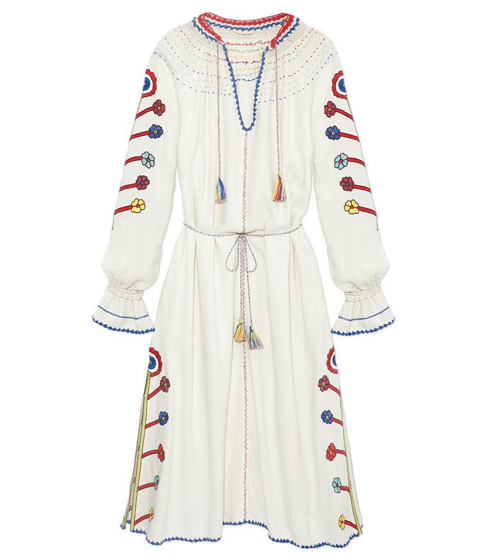 ivory 'natalia' dress