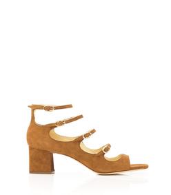 bernadette sandal in camel