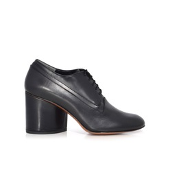 black kiki oxford bootie