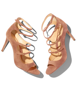 blush lennox sandal
