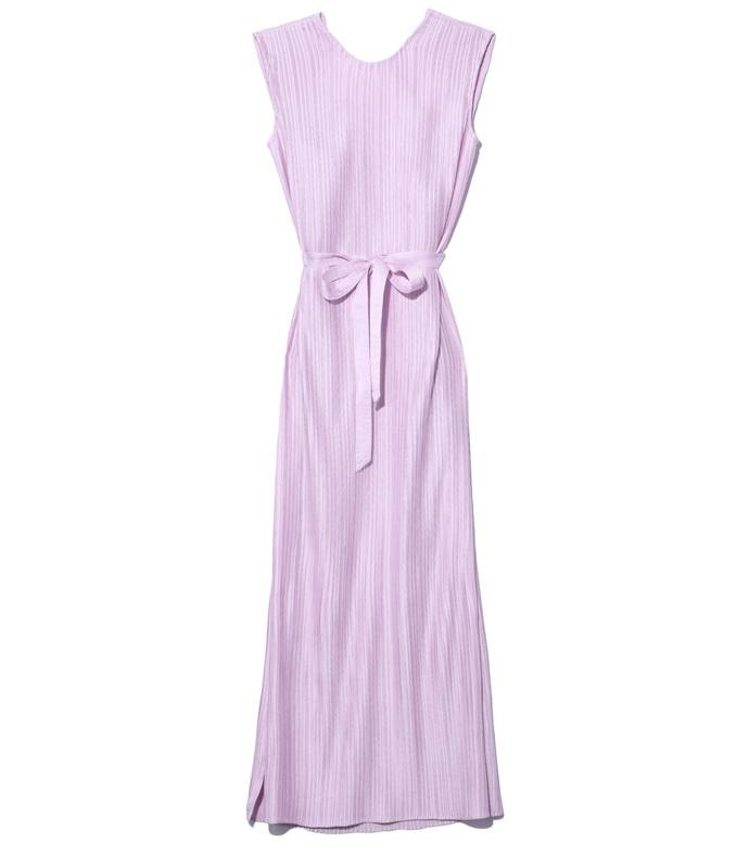 light pink 'doron' dress