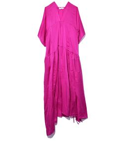 fuschia 'daco' dress