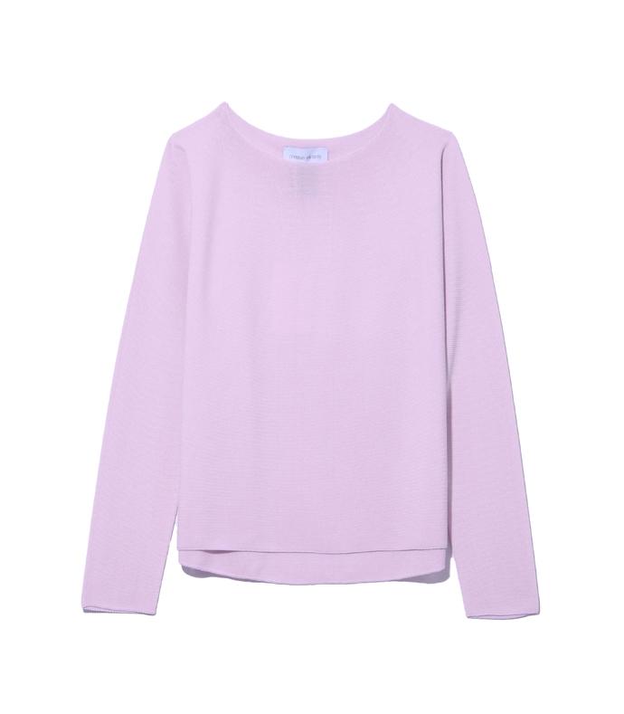 light pink 'kiet' sweater