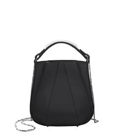 ShopBazaar Eddie Borgo Jet Black 'Pepper' Mini Pochette Bag MAIN