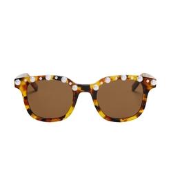 tortoise jules sunglasses
