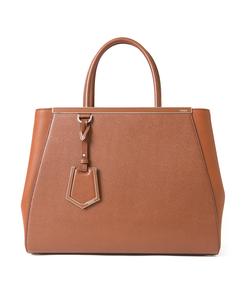 ShopBazaar Fendi Medium 2 Jours Bag MAIN