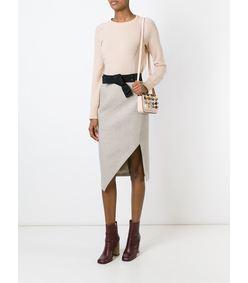 ShopBazaar Fendi Mini Baguette Bag FRONT