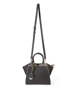 ShopBazaar Fendi 3 Jour Shopper Bag FRONT
