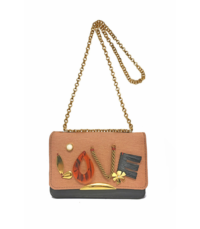 black love beatrice purse