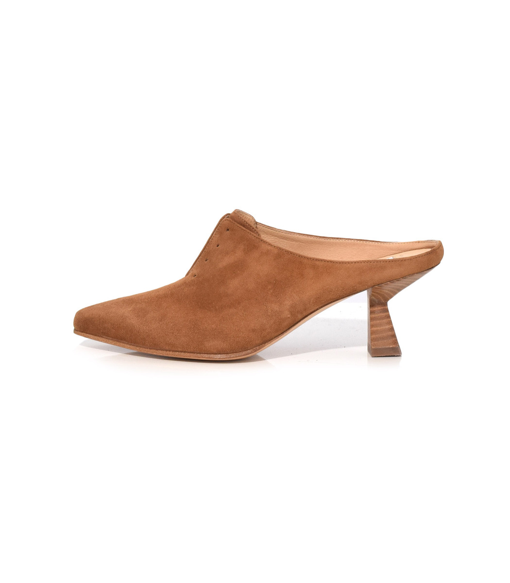 sast cheap online with paypal sale online Gabriela Hearst Antoinette Suede Mules free shipping low cost best deals outlet where to buy LYdwwd