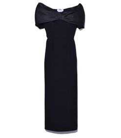 black 'delilah' dress
