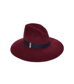 burgundy bordeaux drake hat