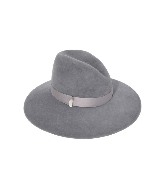silver grey drake hat