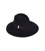 black requiem fedora hat