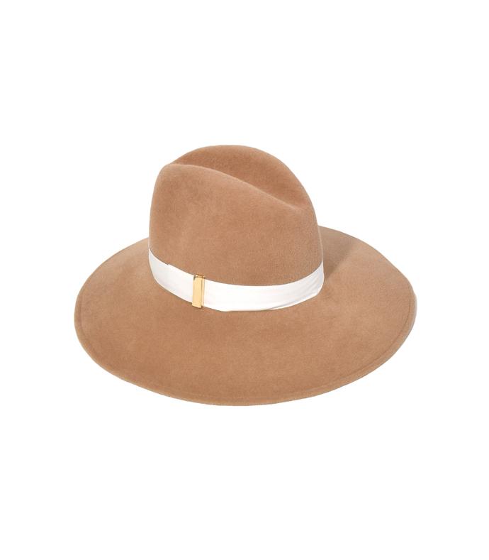 camel requiem fedora hat
