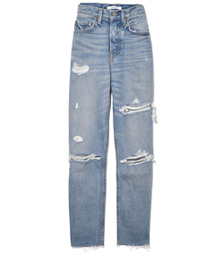 karolina high rise jean in a little more love