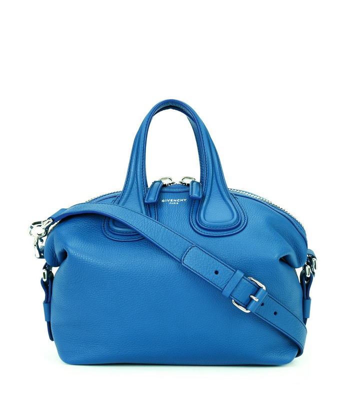 blue small 'nightingale' tote