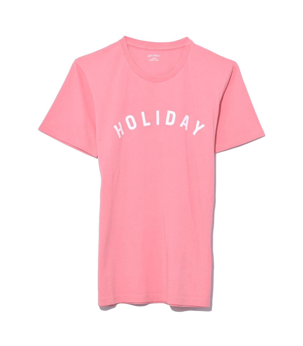 Pink Logo TShirt