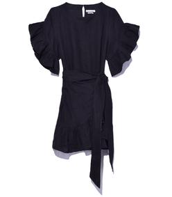 black 'delicia' dress