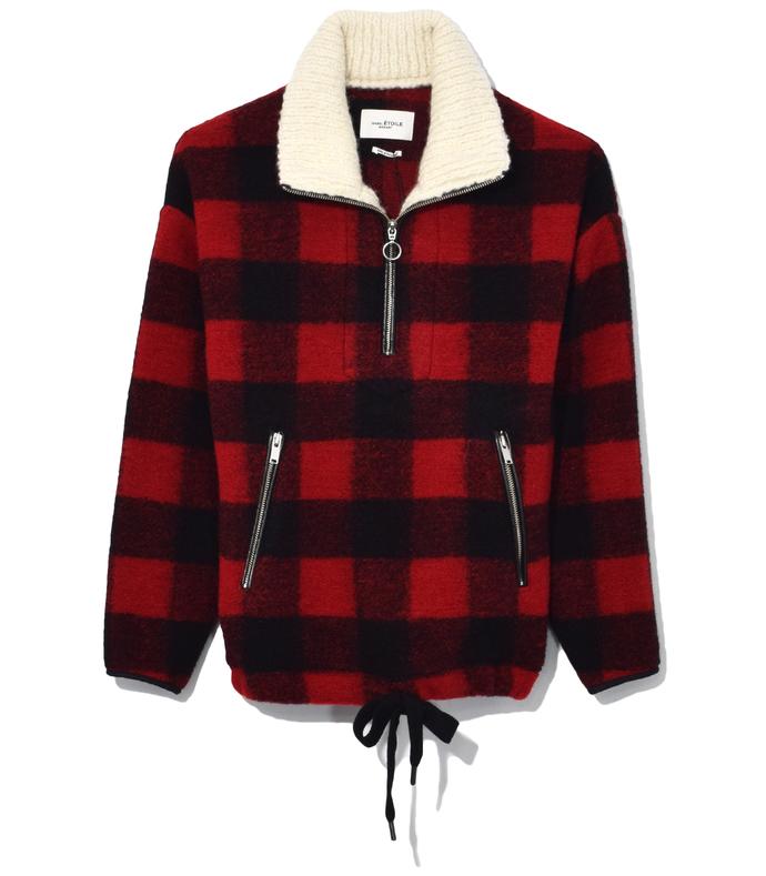 black/red gilas coat