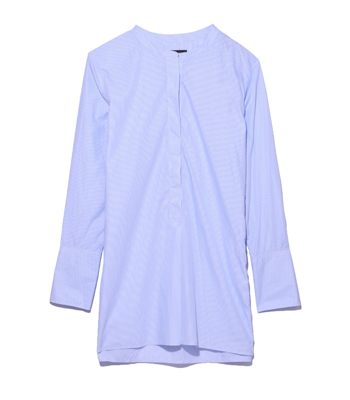 blue 'louis' tunic