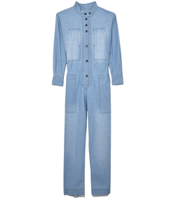 lucia jumpsuit in blue