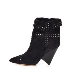 black lizynn boots