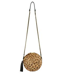 leopard calfskin remi bag