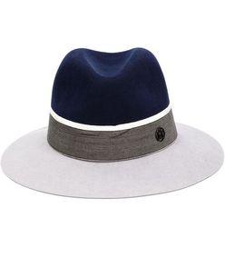 'henrietta' bicolor hat