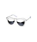 clear 'marguerite' sunglasses