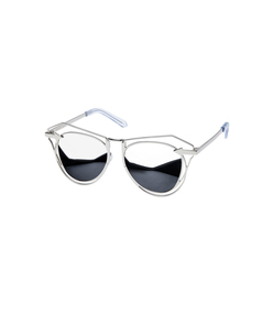 clear 'marguerite' sunglasses