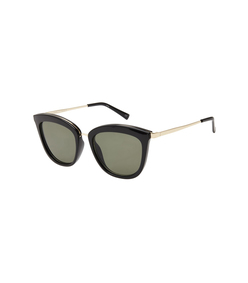 black/gold caliente sunglasses