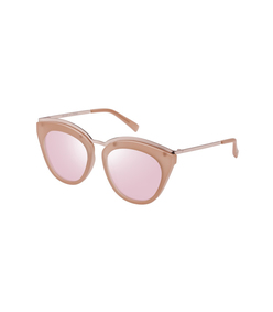 matte shell eye slay sunglasses