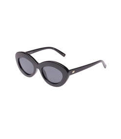 fluxus sunglasses in black