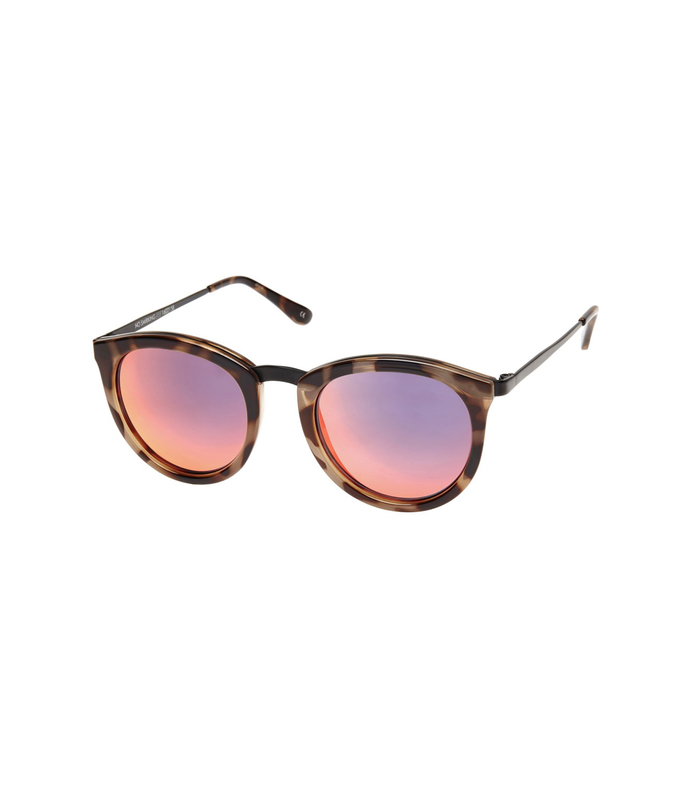 volcanic tort/black no smirking sunglasses
