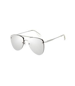 the prince sunglasses in silver