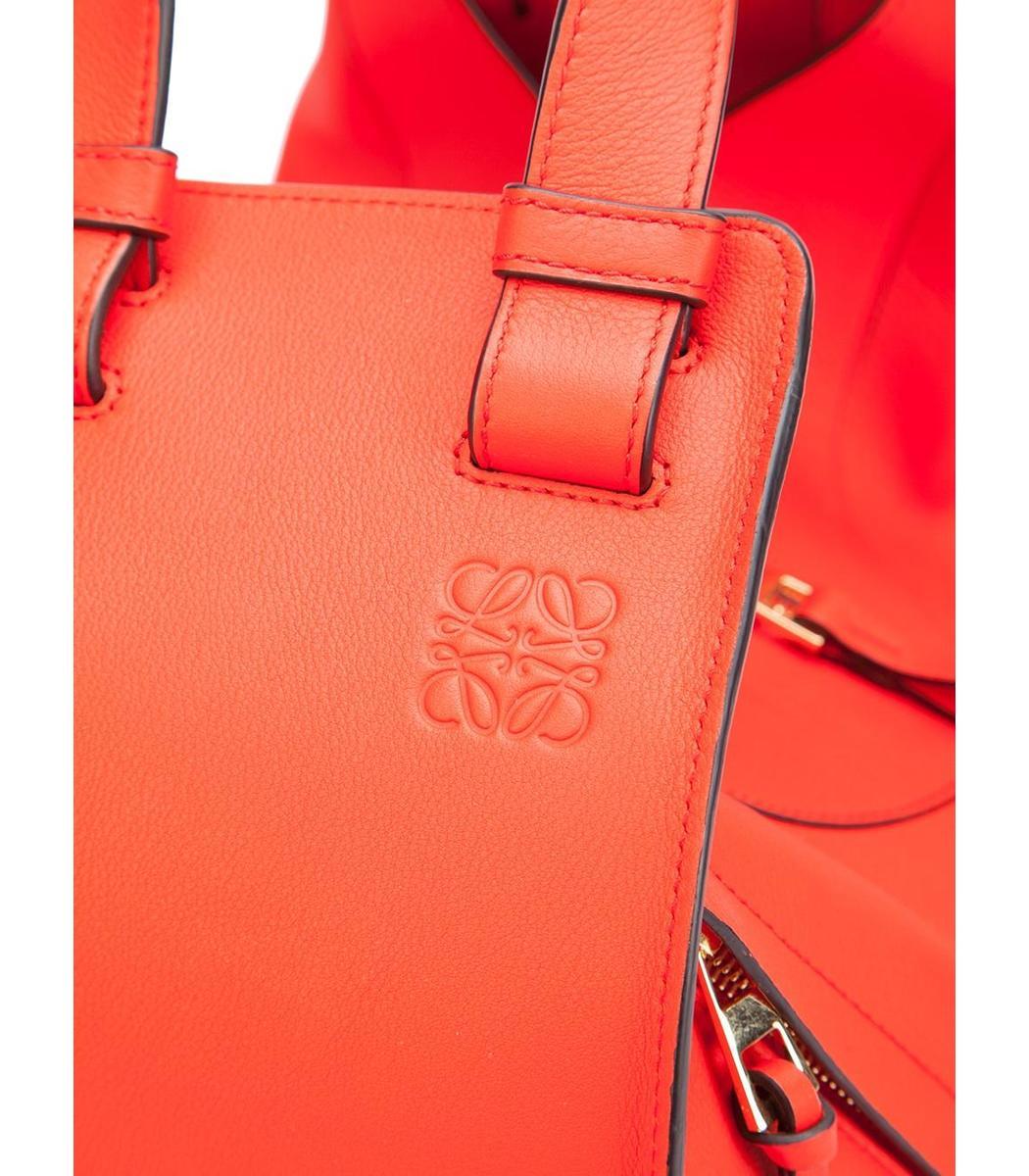 prev - Loewe Red 'Hammock' Bag - Red 'Hammock' Bag