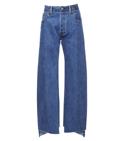 blue classic reworked denim