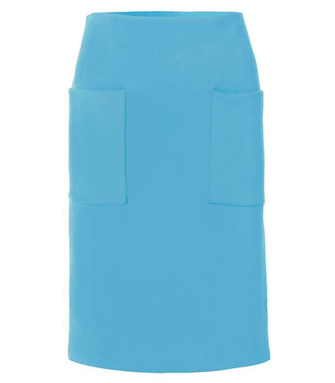Azure Silandru Skirt