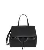 black mini 'lady' bag