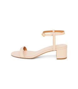 ankle strap sandal in rosa