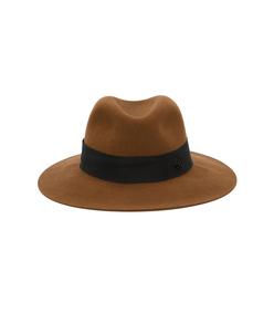 tan 'henrietta' classic hat