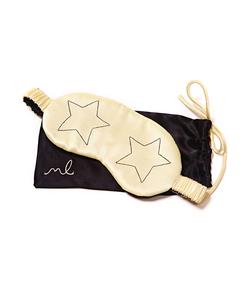 'starry eyed' sleeping mask
