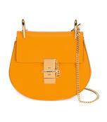 yellow 'drew' crossbody bag
