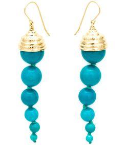 turquoise 'lakotas' earrings