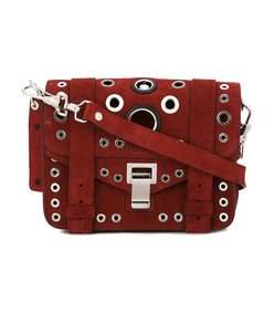 red mini 'ps11' satchel