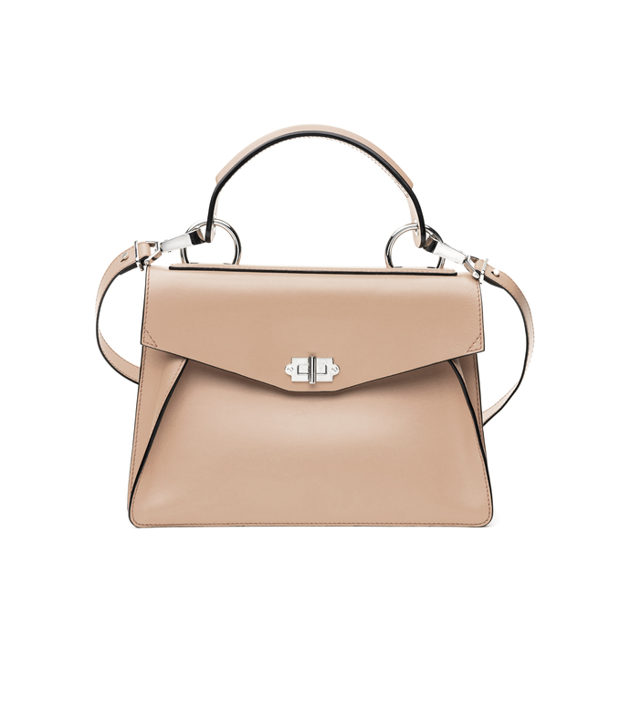 sand medium 'hava' top handle bag